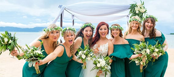Services of Wedding Videography on Koh Samui